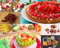 水果派对拼盘摄影高清图片