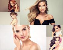 化妆模特美女写真摄影高清图片