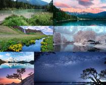 唯美風光景色寫真拍攝高清圖片