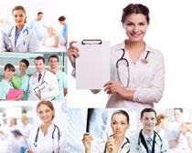 国外医生与护士写真摄影高清图片
