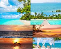 大海风光景色写真拍摄高清图片