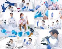 国外医学科学人物摄影高清图片