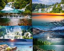 大好河山美景拍攝高清圖片