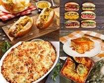 三明治营养食物拍摄高清图片