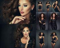 欧美模特性感女人写真拍摄高清图片