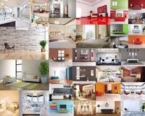 室內豪華裝修風格攝影高清圖片