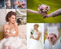 爱情婚纱写真女性摄影高清图片