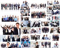 国外商务团队人士摄影高清图片