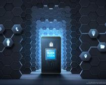 數碼科技解鎖商務PSD素材