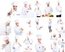 国外优质职业厨师摄影高清图片