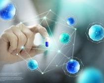科技药物分子PSD素材