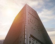 高樓大廈建筑景觀PSD素材