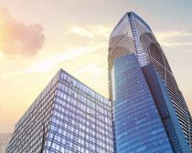 城市大廈地標建筑PSD素材