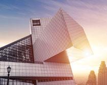 城市創意建筑設計PSD素材