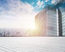城市發展地產建筑PSD素材