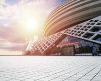 大型商業地產建筑PSD素材