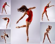 舞蹈藝術女生寫真拍攝高清圖片