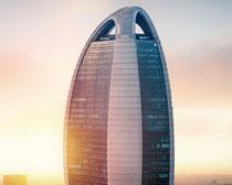商业办公大厦建筑摄影PSD素材