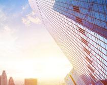 城市发展建筑景观PSD素材