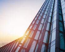 高楼城市发展建筑PSD素材