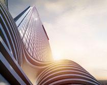 城市标志建筑景观PSD素材