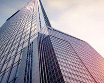 城市商业大厦景观PSD素材