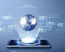 手机通信信息时代PSD素材