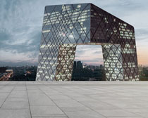 城市建筑标志设计PSD素材