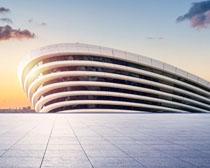 城市标志建筑设计PSD素材