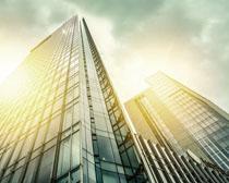 商业建筑大厦景观PSD素材