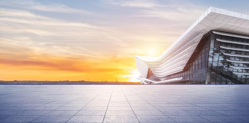 城市建筑物设计PSD素材