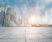 城市商业化建筑物PSD素材