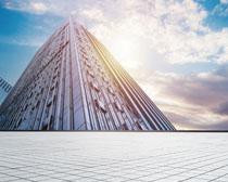 环境高楼建筑物PSD素材