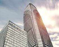 高楼建筑大厦风光PSD素材