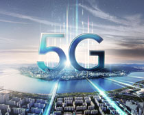 城市5G通信数码PSD素材