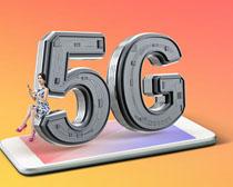 手机科技数码5G时代PSD素材