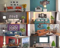 室内家居风格设计拍摄高清图片