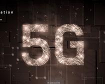商务5G科技时代PSD素材
