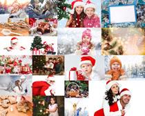 圣诞节开心快乐人们摄影高清图片