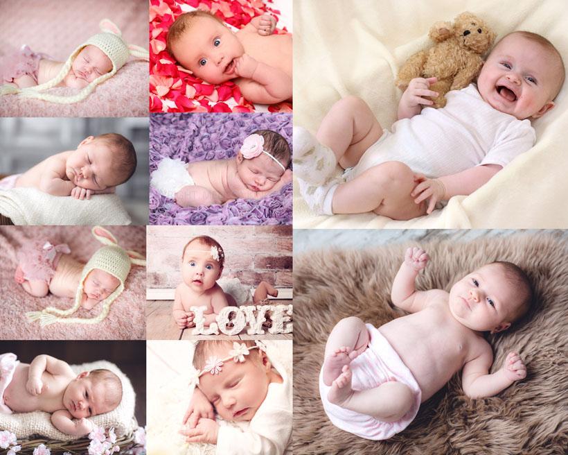 國外嬰兒寶寶寫真拍攝高清圖片