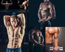 肌肉欧美男士摄影高清图片