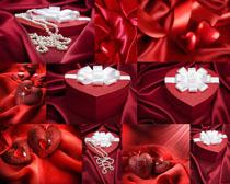浪漫情人节礼物摄影高清图片