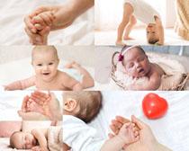 甜蜜可爱国外宝宝摄影高清图片