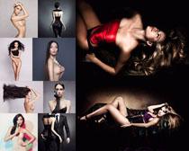 性感职业模特小姐摄影高清图片