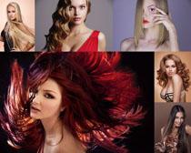 时尚发型模特美女摄影高清图片