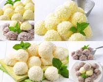 甜品团子美食摄影高清图片