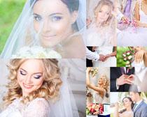 国外婚纱美女拍摄写真高清图片