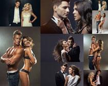 时尚性感男女模特写真摄影高清图片