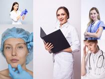 国外职业整形医生摄影高清图片