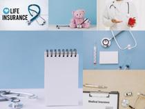 医疗护理工具摄影高清图片